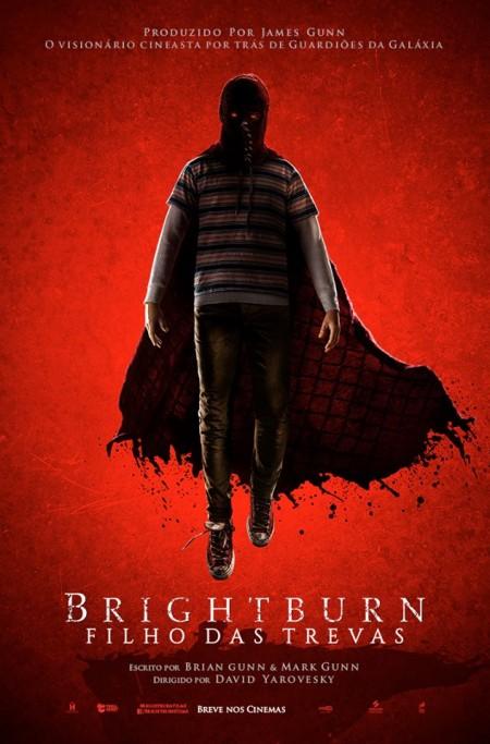 Poster do filme Brightburn - Filho das Trevas