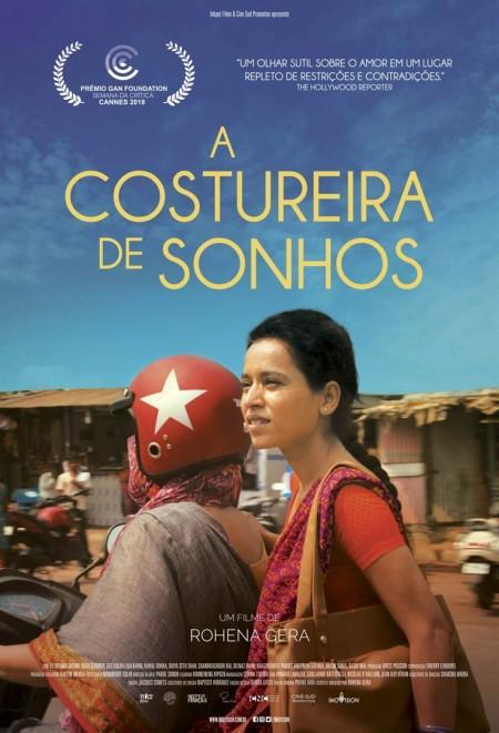 Poster do filme A Costureira de Sonhos