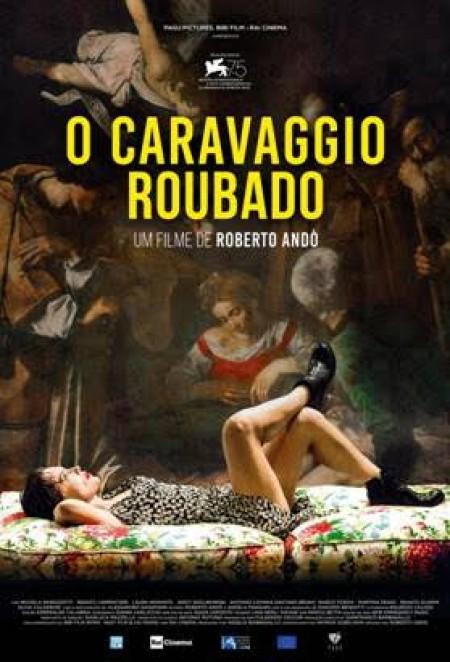 Poster do filme O Caravaggio Roubado