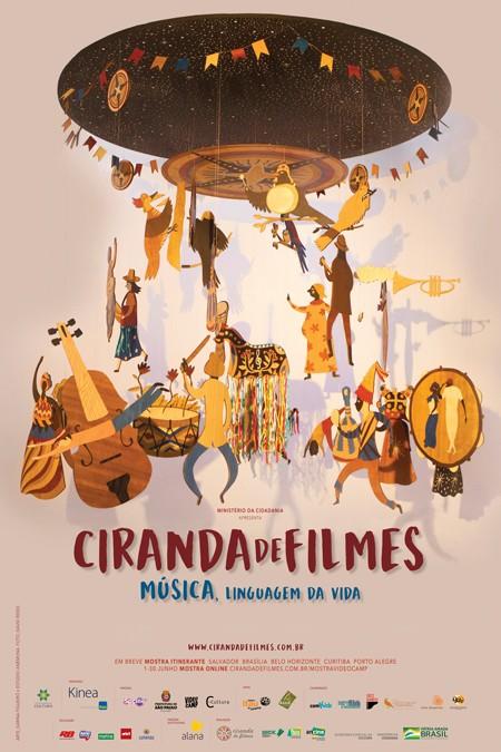 Poster do filme Ciranda de Filmes