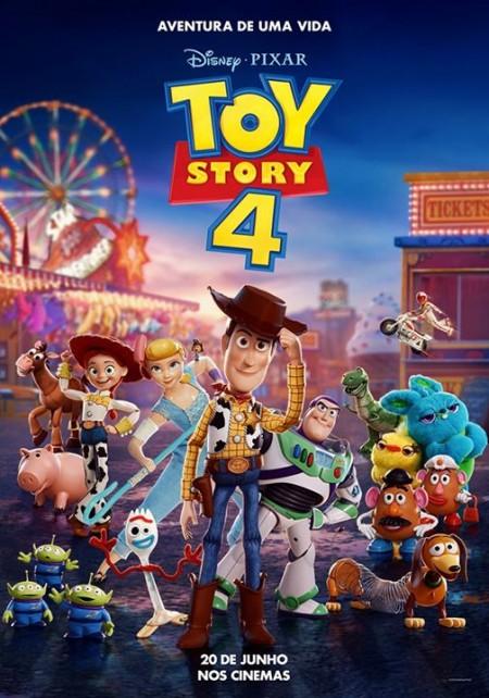 Poster do filme Toy Story 4