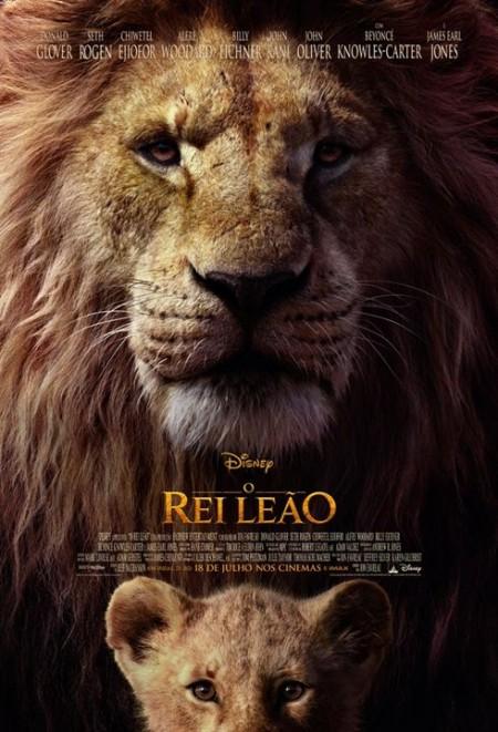 Poster do filme O Rei Leão