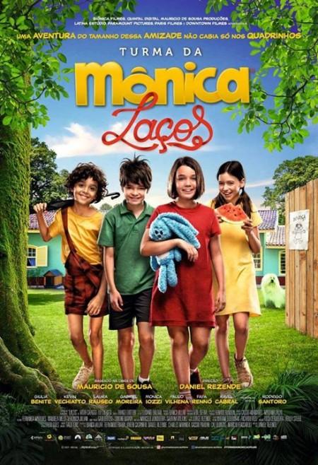 Poster do filme Turma da Mônica - Laços