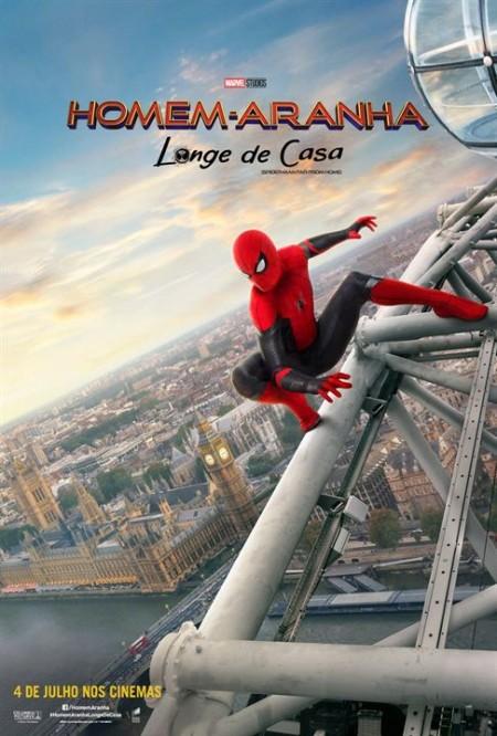 Poster do filme Homem-Aranha: Longe de Casa