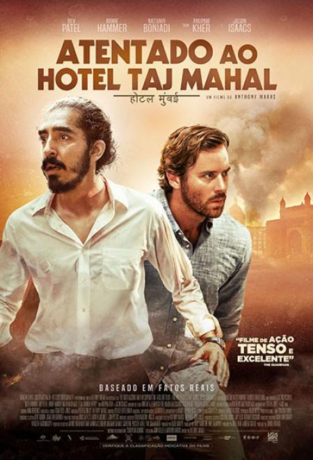 Poster do filme Atentado ao Hotel Taj Mahal