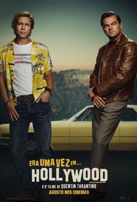 Poster do filme Era uma Vez em... Hollywood