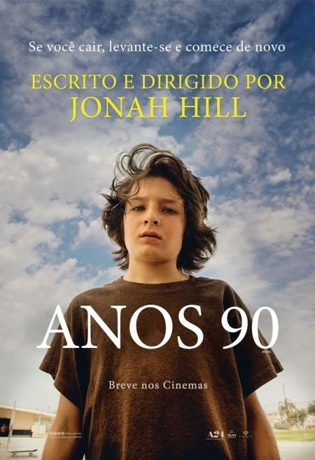 Poster do filme Anos 90