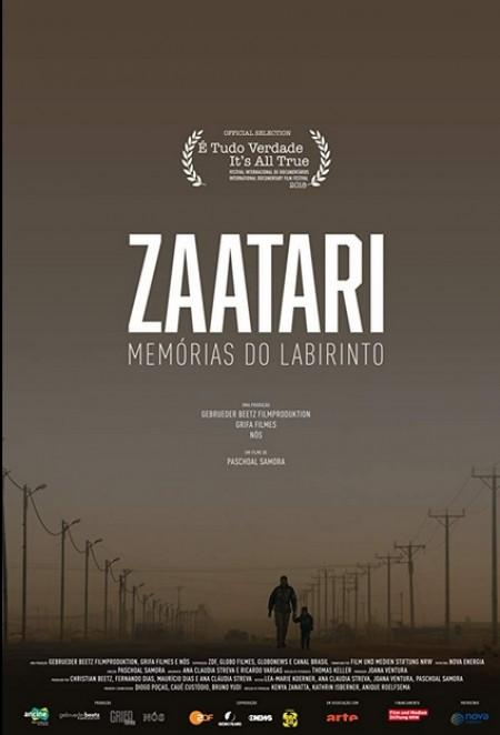 Poster do filme Zaatari - Memórias do Labirinto