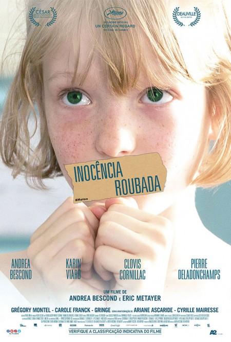 Poster do filme Inocência Roubada