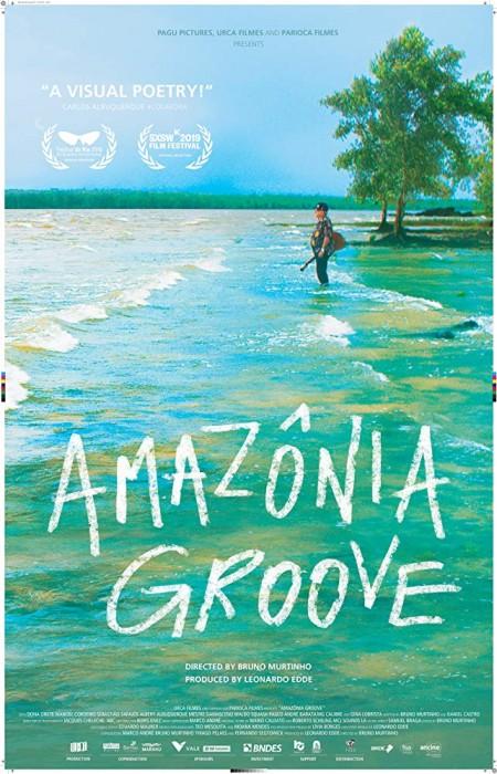 Poster do filme Amazônia Groove