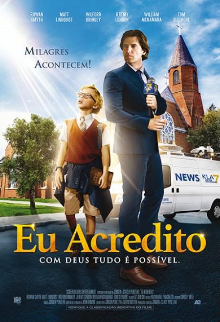 Poster do filme Eu Acredito