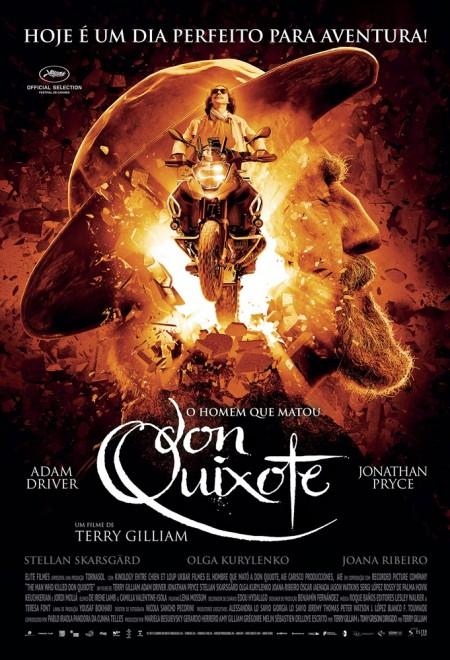 Poster do filme O Homem que Matou Dom Quixote