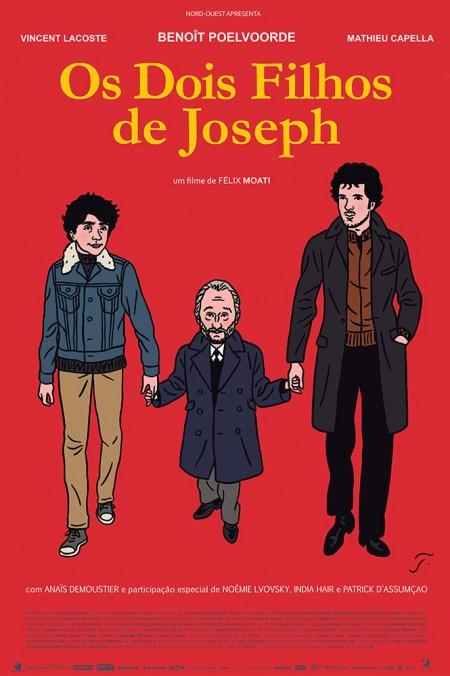 Poster do filme Os Dois Filhos de Joseph