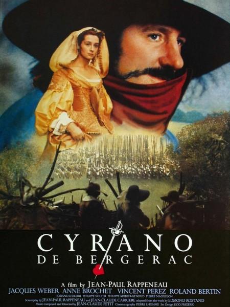 Poster do filme Cyrano de Bergerac