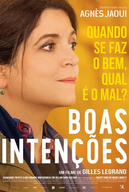 Poster do filme Boas Intenções