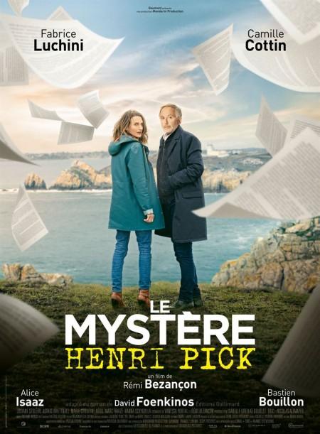 Poster do filme O Mistério de Henri Pick