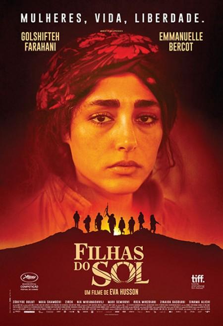 Poster do filme Filhas do Sol