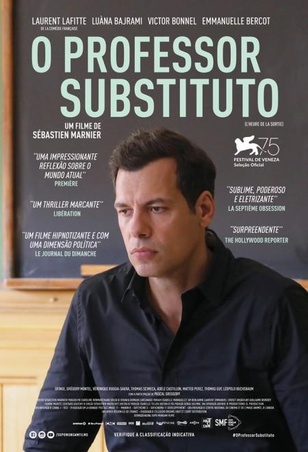 Poster do filme O Professor Substituto