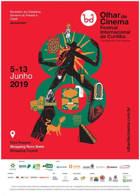 Poster do filme A Portuguesa