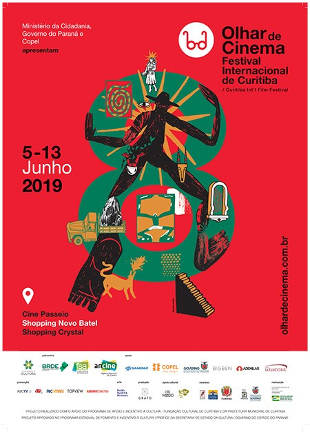 Poster do filme Conversa Aberta com Camila José Donoso