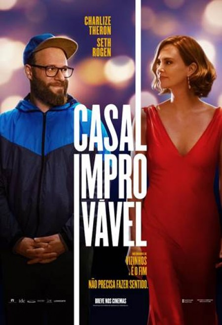 Poster do filme Casal Improvável