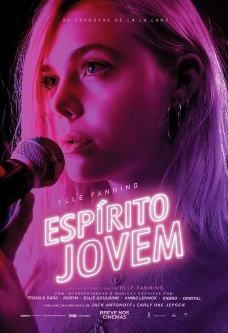 Poster do filme Espírito Jovem