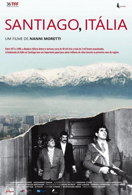 Poster do filme Santiago, Itália