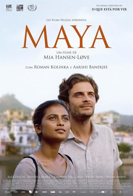 Poster do filme Maya