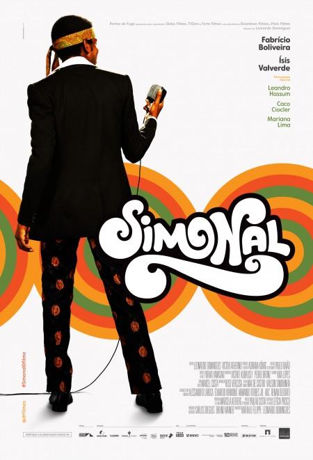 Poster do filme Simonal