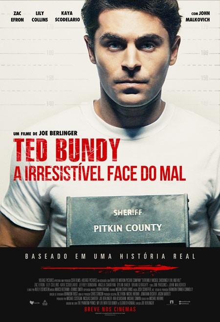 Poster do filme Ted Bundy: A Irresistível Face do Mal