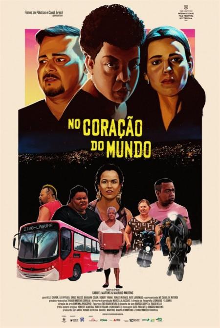 Poster do filme No Coração do Mundo
