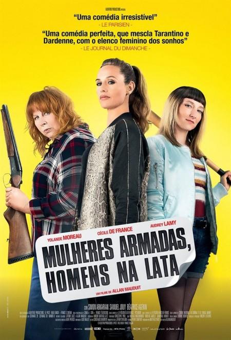 Poster do filme Mulheres Armadas, Homens na Lata