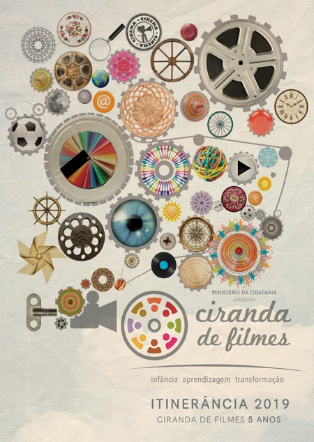 Poster do filme Ciranda de Filmes: Intinerância 2019