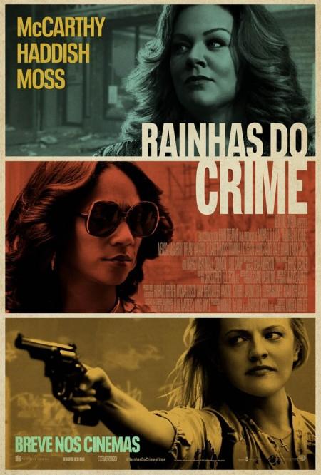 Poster do filme Rainhas do Crime