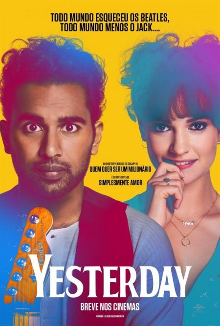 Poster do filme Yesterday