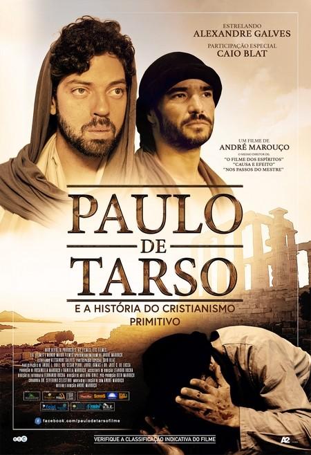 Poster do filme Paulo de Tarso e a História do Cristianismo Primitivo