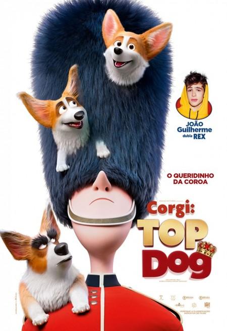 Poster do filme Corgi: Top Dog