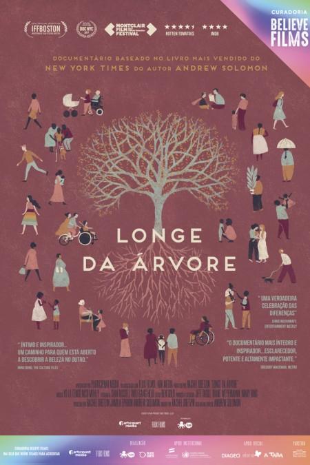 Poster do filme Longe da Árvore