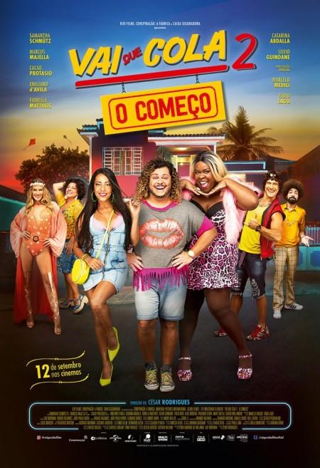 Poster do filme Vai Que Cola 2 - O Começo