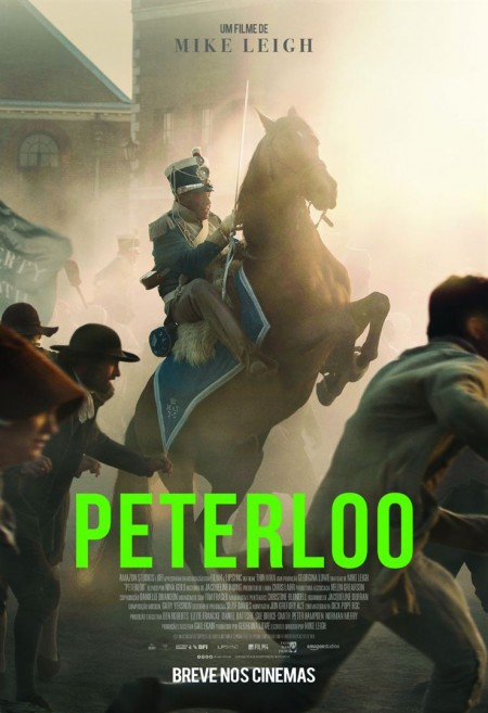 Poster do filme Peterloo