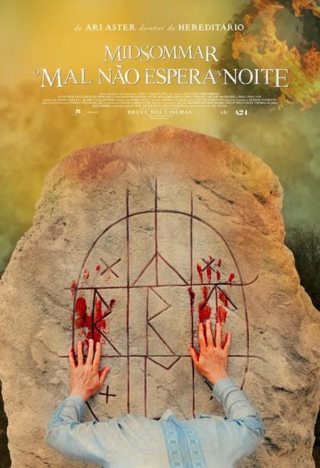Poster do filme Midsommar - O Mal Não Espera a Noite