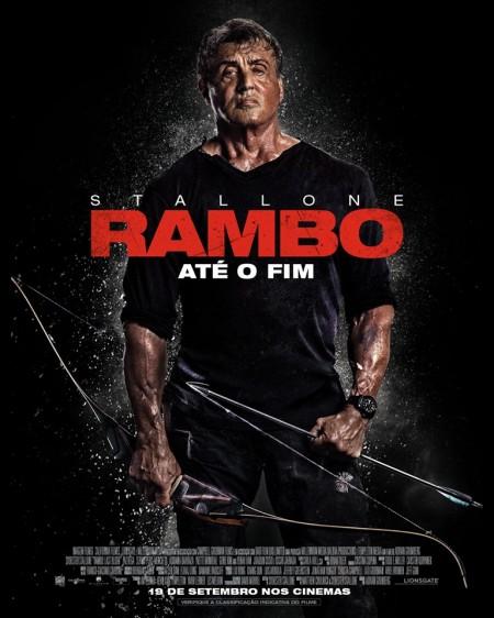 Poster do filme Rambo: Até o Fim