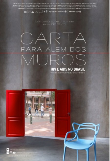 Poster do filme Carta Para Além dos Muros