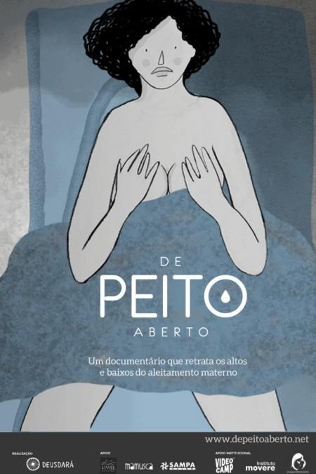 Poster do filme De Peito Aberto