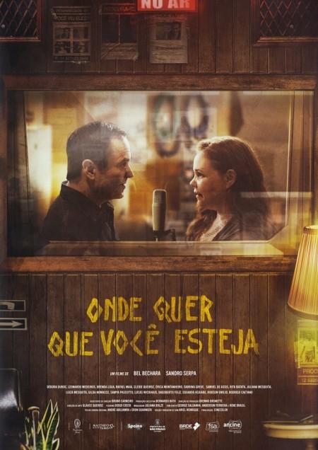 Poster do filme Onde Quer que Você Esteja