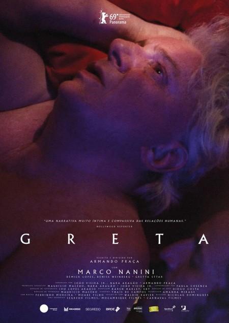 Poster do filme Greta