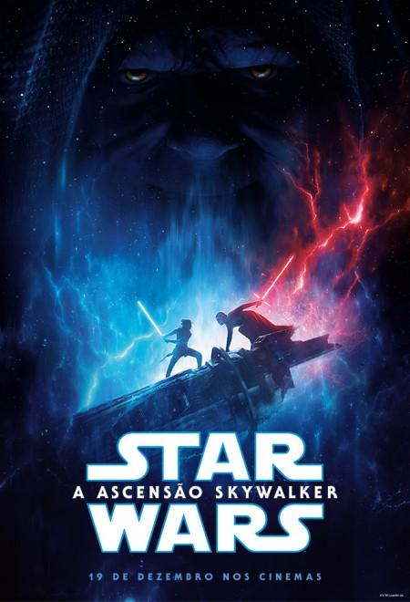 Poster do filme Star Wars: A Ascensão Skywalker