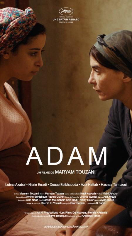 Poster do filme Adam