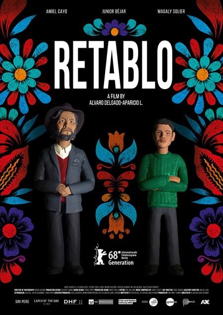 Poster do filme Retablo