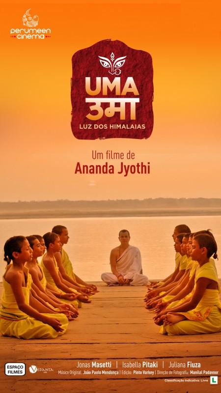 Poster do filme UMA: Luz dos Himalaias